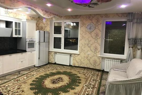 2-комнатная квартира, 71 м<sup>2</sup>, 24 этаж