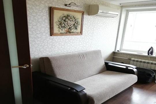 1-комнатная квартира, 63 м<sup>2</sup>, 12 этаж