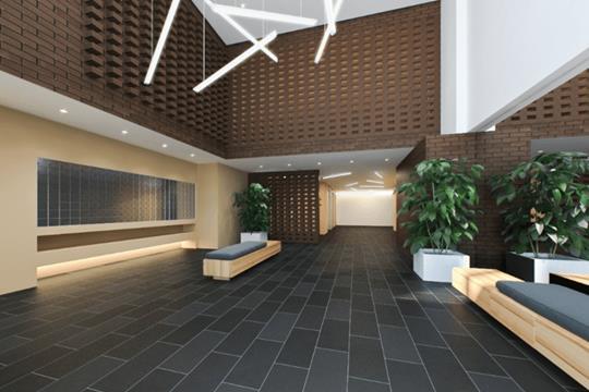 4-комнатная квартира, 135 м<sup>2</sup>, 22 этаж