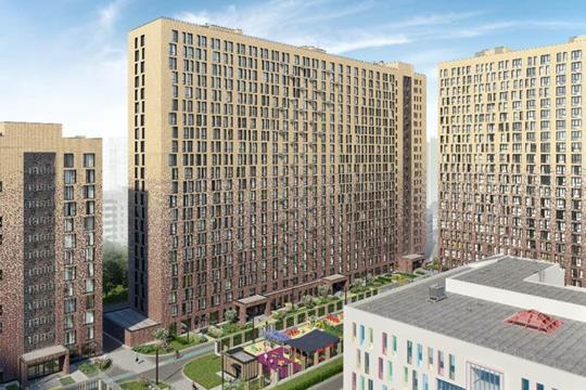 3-комнатная квартира, 113.3 м<sup>2</sup>, 3 этаж