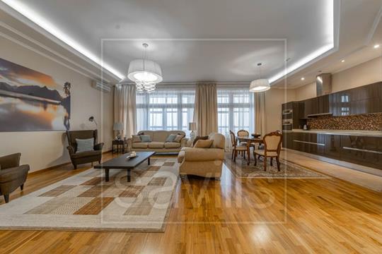 3-комнатная квартира, 173 м2, 10 этаж
