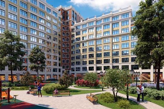 3-комнатная квартира, 147.7 м<sup>2</sup>, 2 этаж