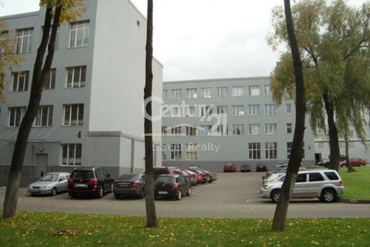 Офис, 102 м2, класс B