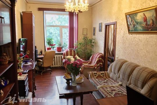 3-комнатная квартира, 69.3 м<sup>2</sup>, 5 этаж