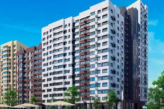 1-комнатная квартира, 37.6 м<sup>2</sup>, 7 этаж
