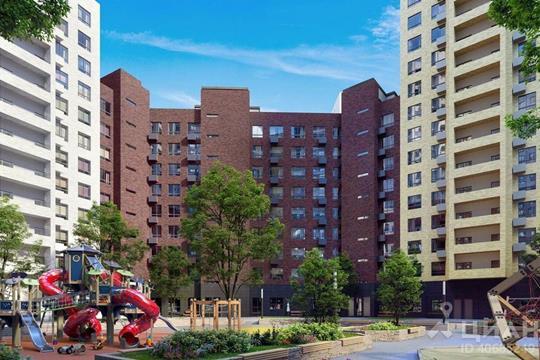 2-комнатная квартира, 54.6 м<sup>2</sup>, 5 этаж