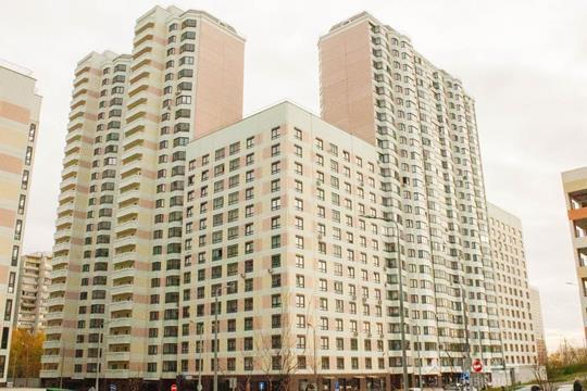 1-комнатная квартира, 32.8 м<sup>2</sup>, 13 этаж