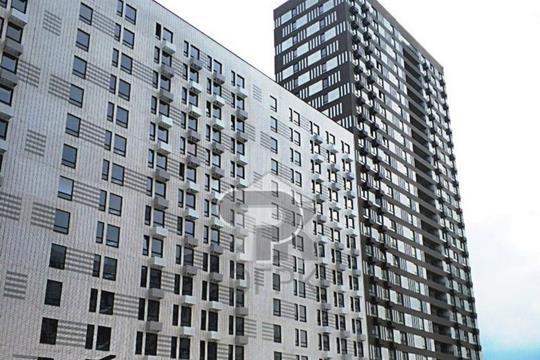 2-комнатная квартира, 68.8 м<sup>2</sup>, 3 этаж