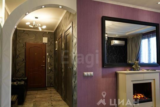 3-комнатная квартира, 81 м<sup>2</sup>, 20 этаж