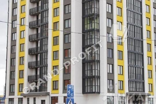 1-комнатная квартира, 49 м<sup>2</sup>, 13 этаж