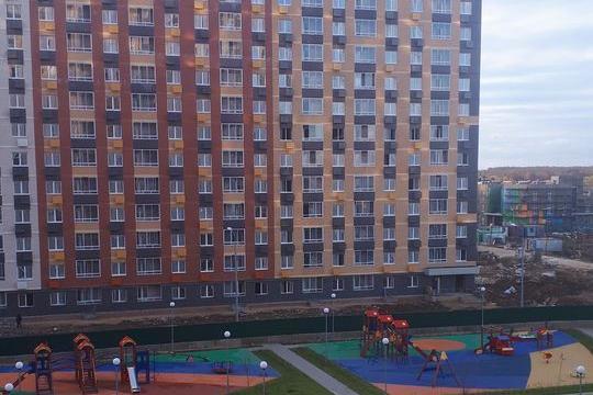 1-комнатная квартира, 38.3 м<sup>2</sup>, 5 этаж