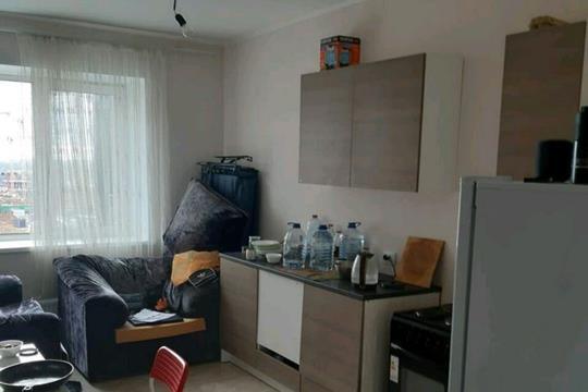 2-комнатная квартира, 56.5 м<sup>2</sup>, 13 этаж