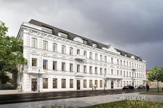 3-комнатная квартира, 207.5 м2, 2 этаж