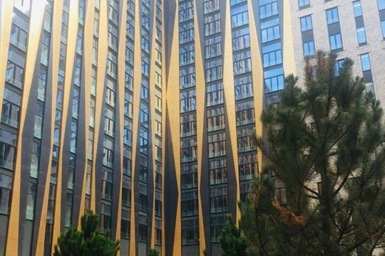 Квартира свободной планировки, 62.7 м<sup>2</sup>, 7 этаж