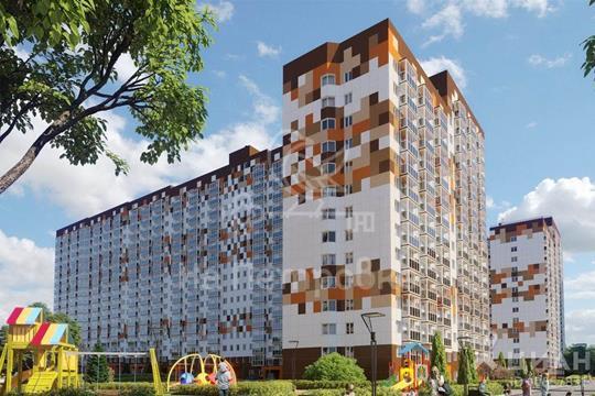 1-комнатная квартира, 24.16 м<sup>2</sup>, 3 этаж
