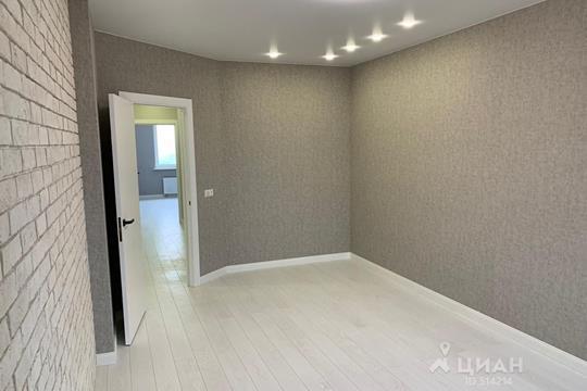 1-комнатная квартира, 45 м<sup>2</sup>, 11 этаж