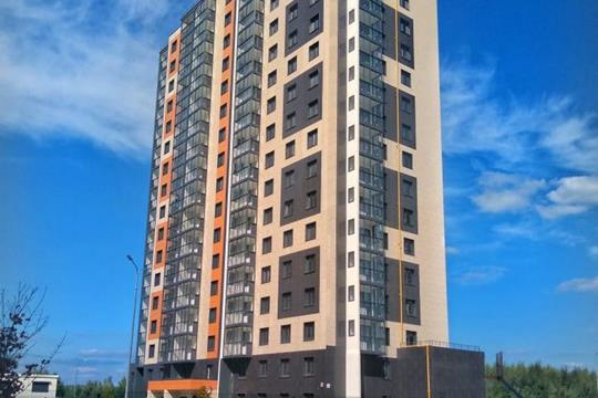 3-комнатная квартира, 62 м<sup>2</sup>, 3 этаж