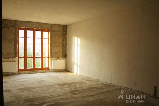 3-комнатная квартира, 113 м<sup>2</sup>, 4 этаж