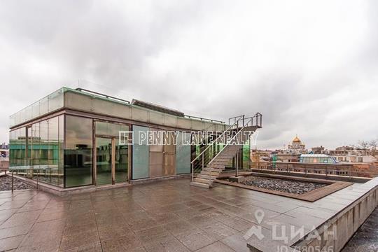 Многокомнатная квартира, 518 м<sup>2</sup>, 6 этаж