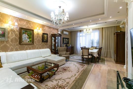4-комнатная квартира, 135 м2, 12 этаж
