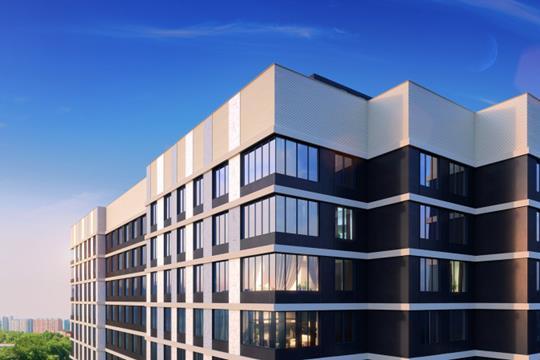 1-комнатная квартира, 48.9 м<sup>2</sup>, 28 этаж