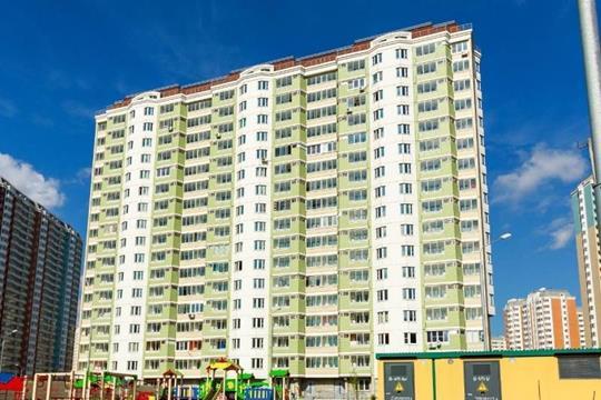 2-комнатная квартира, 62.3 м<sup>2</sup>, 16 этаж