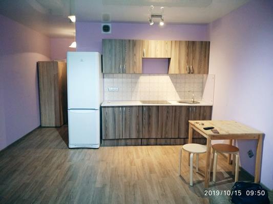 1-комн квартира, 28.8 м<sup>2</sup>, 4 этаж_1