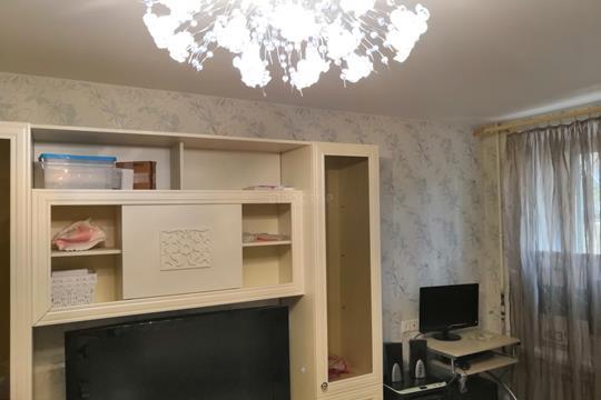 1-комнатная квартира, 33.5 м<sup>2</sup>, 1 этаж