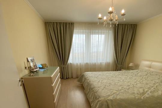 2-комнатная квартира, 57 м<sup>2</sup>, 27 этаж