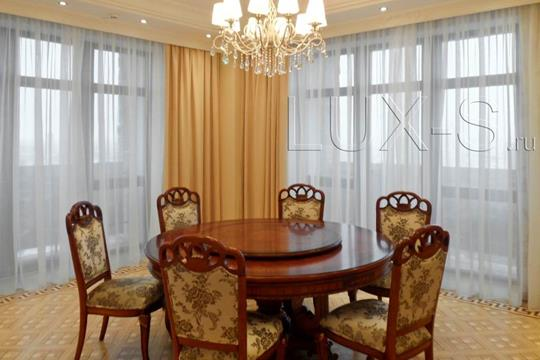 5-комнатная квартира, 210 м2, 31 этаж