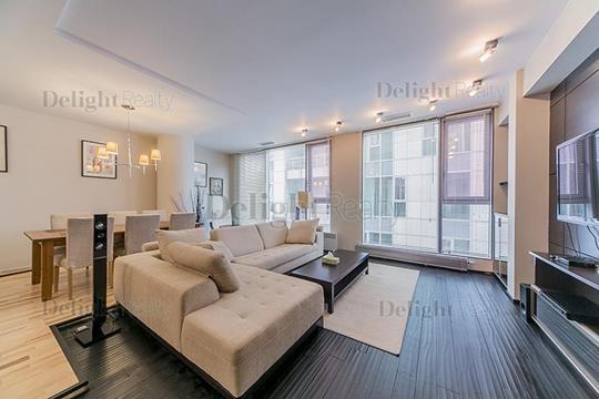 3-комнатная квартира, 112 м2, 3 этаж