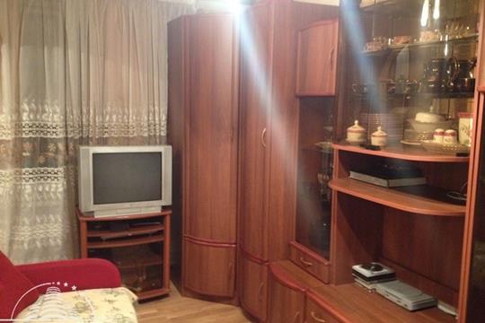 1-комнатная квартира, 25 м<sup>2</sup>, 1 этаж