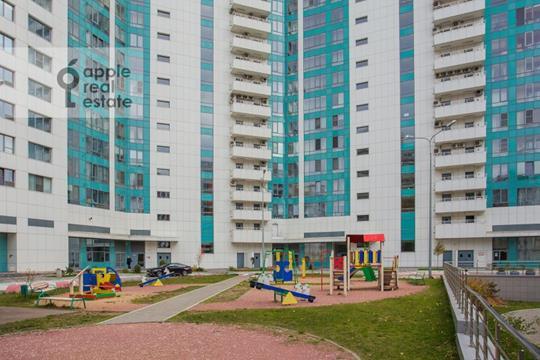 3-комнатная квартира, 100 м<sup>2</sup>, 12 этаж