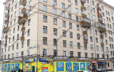 2-комнатная квартира, 57 м<sup>2</sup>, 8 этаж