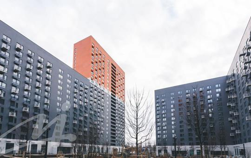 1-комнатная квартира, 46.9 м<sup>2</sup>, 9 этаж
