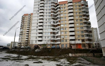 3-комнатная квартира, 77 м2, 13 этаж