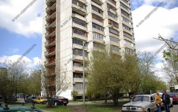 2-комнатная квартира, 54 м<sup>2</sup>, 21 этаж