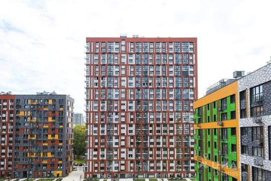 1-комнатная квартира, 36 м<sup>2</sup>, 8 этаж