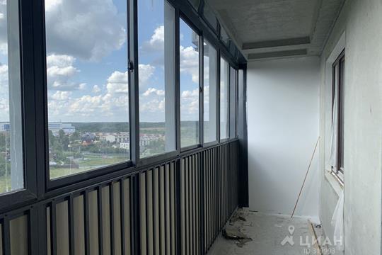 2-комнатная квартира, 58 м<sup>2</sup>, 18 этаж