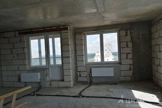2-комнатная квартира, 64.8 м<sup>2</sup>, 6 этаж