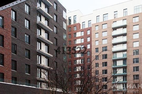 3-комнатная квартира, 112.11 м<sup>2</sup>, 6 этаж