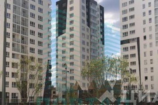 3-комнатная квартира, 93 м<sup>2</sup>, 12 этаж