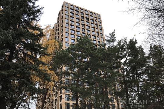 1-комнатная квартира, 50 м<sup>2</sup>, 20 этаж