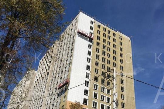 1-комнатная квартира, 35.75 м<sup>2</sup>, 9 этаж