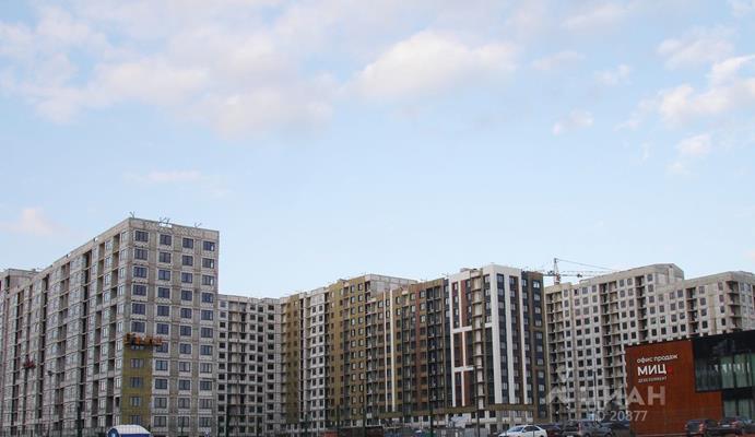 1-комн квартира, 30.54 м2, 11 этаж - фото 1