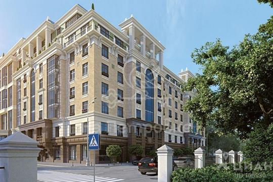 2-комнатная квартира, 115 м<sup>2</sup>, 8 этаж