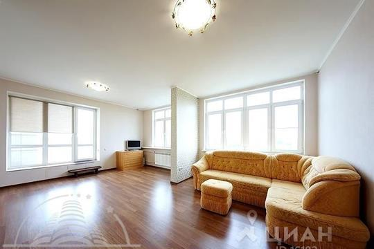 3-комнатная квартира, 106 м2, 10 этаж