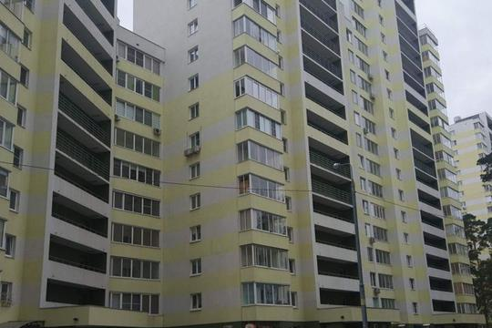 2-комнатная квартира, 65.9 м<sup>2</sup>, 8 этаж