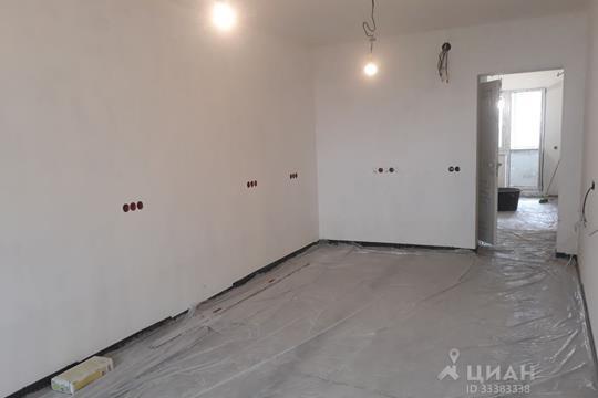 1-комнатная квартира, 42.9 м<sup>2</sup>, 11 этаж