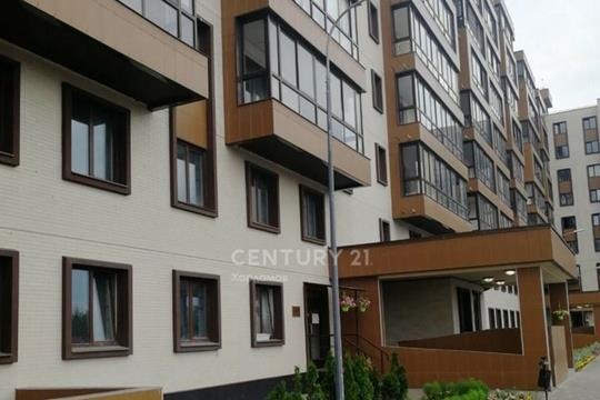 1-комнатная квартира, 48.5 м<sup>2</sup>, 1 этаж